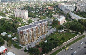 Архитектурная комиссия рассмотрела два проекта точечной застройки в Иванове