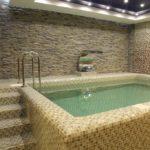 Новое эксклюзивное СПА с бассейном, хамамом и сауной от отеля
