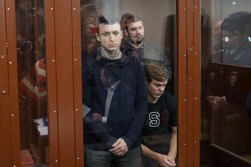 Кокорин и Мамаев - была апелляция или нет. Какой срок получили и когда окажутся на свободе, в какой колонии и как сидят, подробности