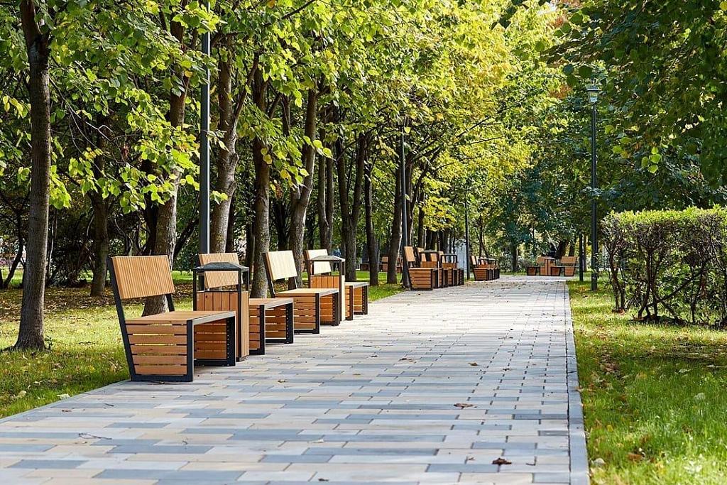 Появился проект масштабного благоустройства территории в районе Шереметевского проспекта в Иванове (эскизы)