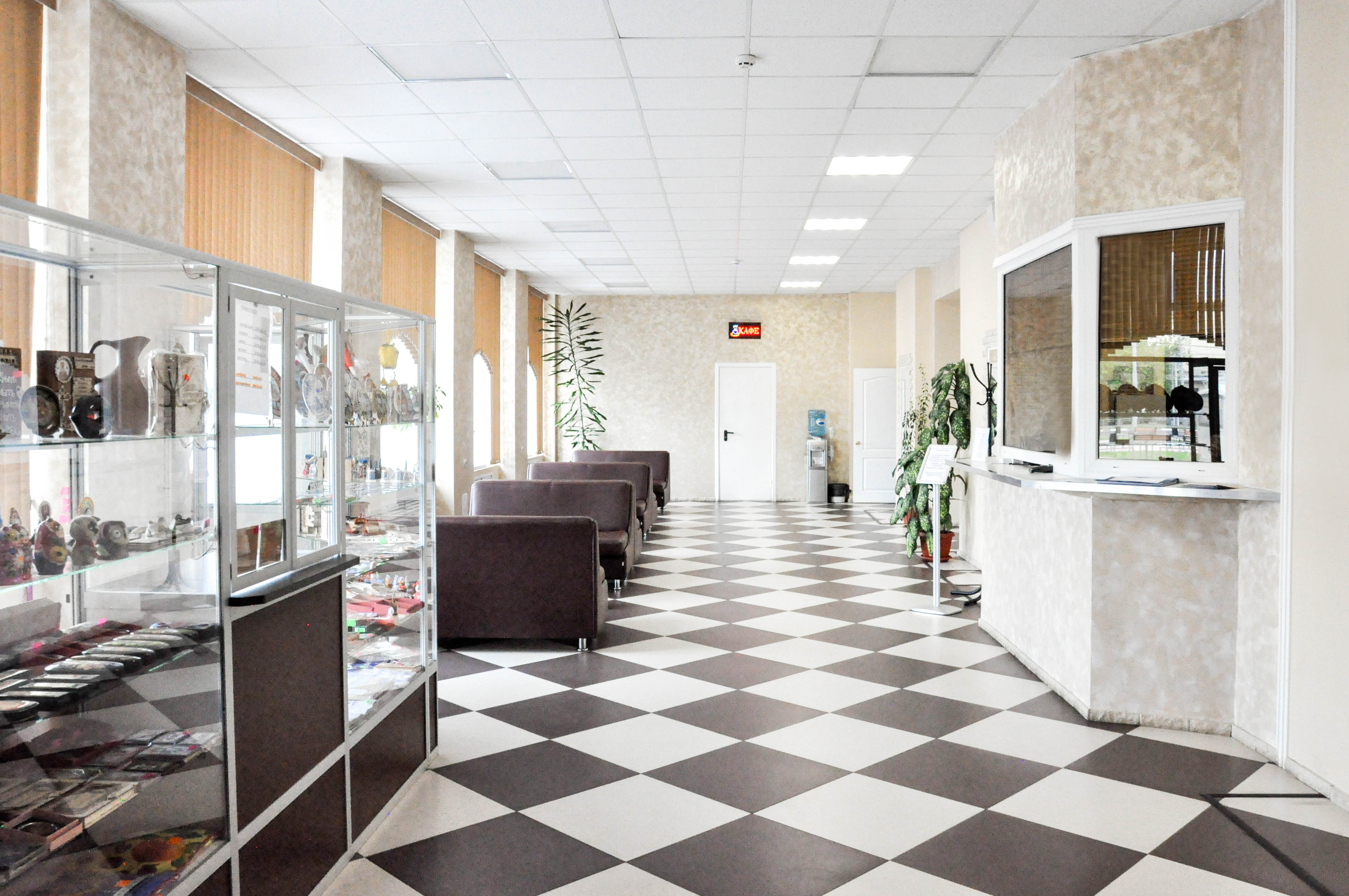 Гостиница Иваново
