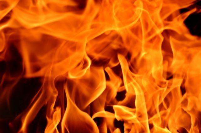 Утром на пожаре в Ивановской области погиб мужчина