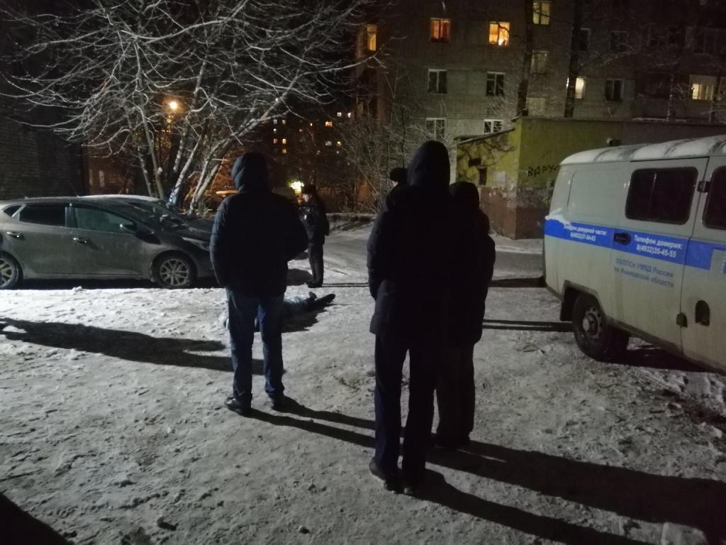 Мужчина в Иванове погиб, упав с восьмого этажа