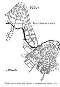 Село Иваново и Вознесенский посад: первый шаг к объединению (создание совместной торговой депутации в 1864 г.)